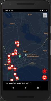 BakuBus screenshot 4