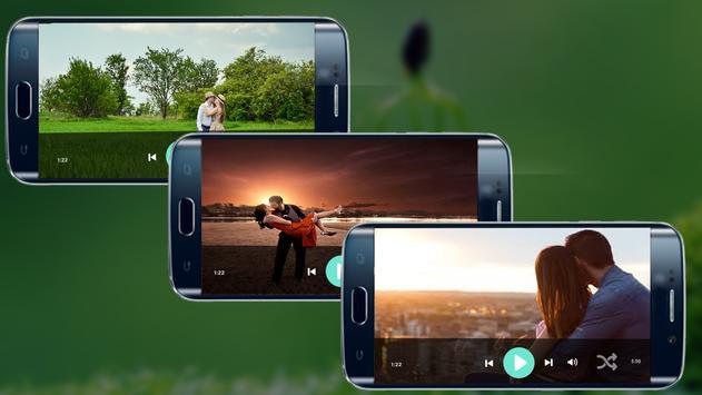 HD Video Player All screenshot 4