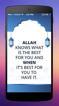 Islamic Picture Text Quotes screenshot 2