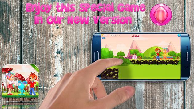 Rosie Jungle Run - Adventures games apk screenshot