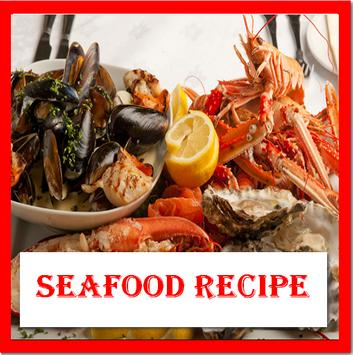 Seafood Recipe poster