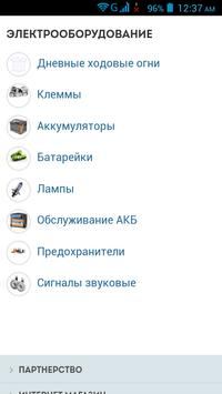 Автозапчасти Россия screenshot 11