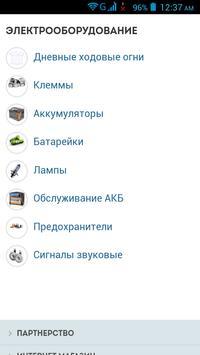 Автозапчасти Россия screenshot 1