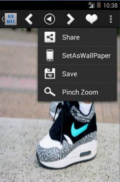 Air Max Wallpapers HD apk screenshot