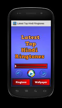 Latest Top Hindi Ringtones poster