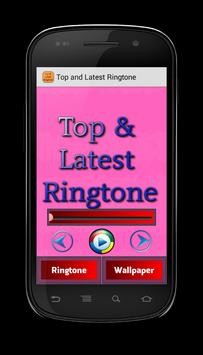 Top and Latest Ringtone poster