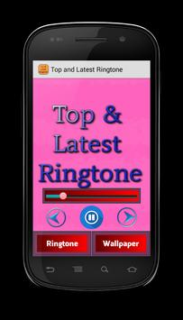 Top and Latest Ringtone screenshot 1