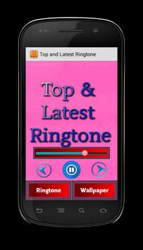 Top and Latest Ringtone screenshot 2