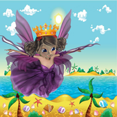 princess Lora adventure island run icon