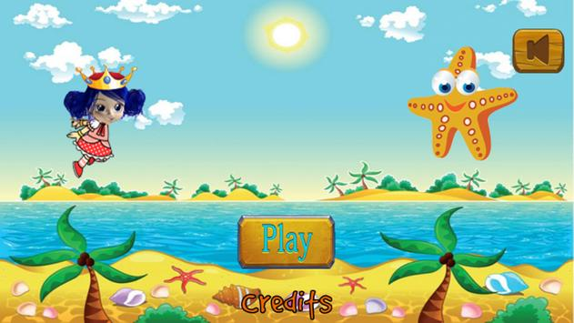 princess Lora adventure island run apk screenshot
