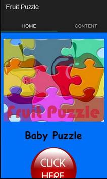 Fruits Puzzle poster