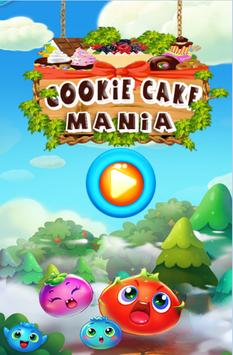 Cookie Cake Mania poster