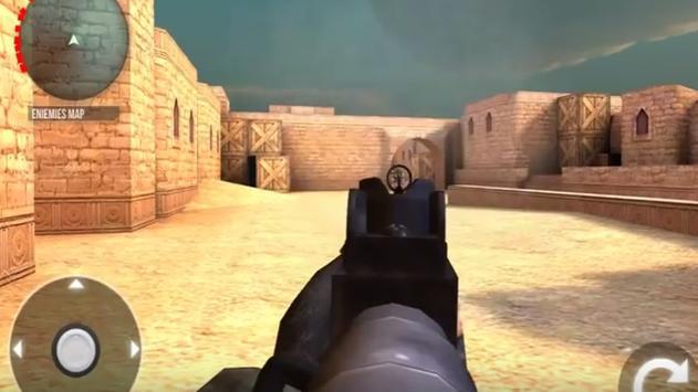 Guide Terrorist Swat Strike apk screenshot