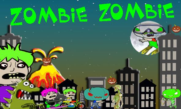 Zombie Run and Shoot poster
