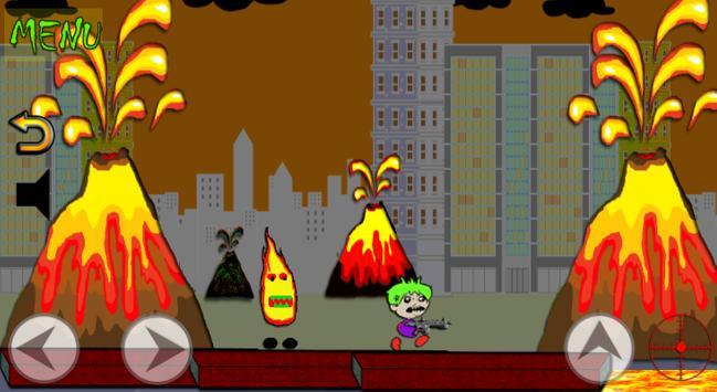 Zombie Run and Shoot screenshot 2