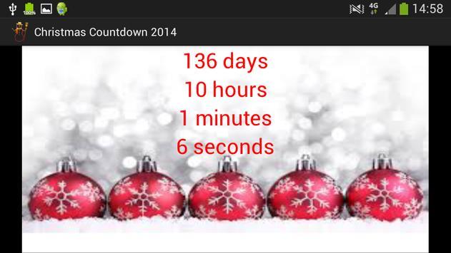 Christmas Countdown apk screenshot