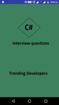 C# Interview Questions poster