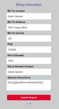 Roto-Rooter's Service Request App screenshot 3