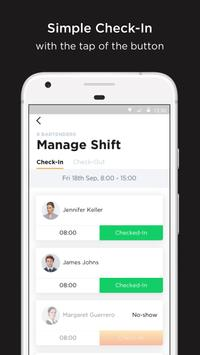 Rota Partner – Temp Staff on demand screenshot 2