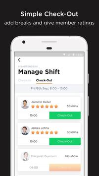 Rota Partner – Temp Staff on demand screenshot 3