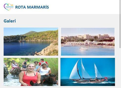 Rota Marmaris apk screenshot