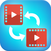 Rotate Video Cut Video Full HD icon