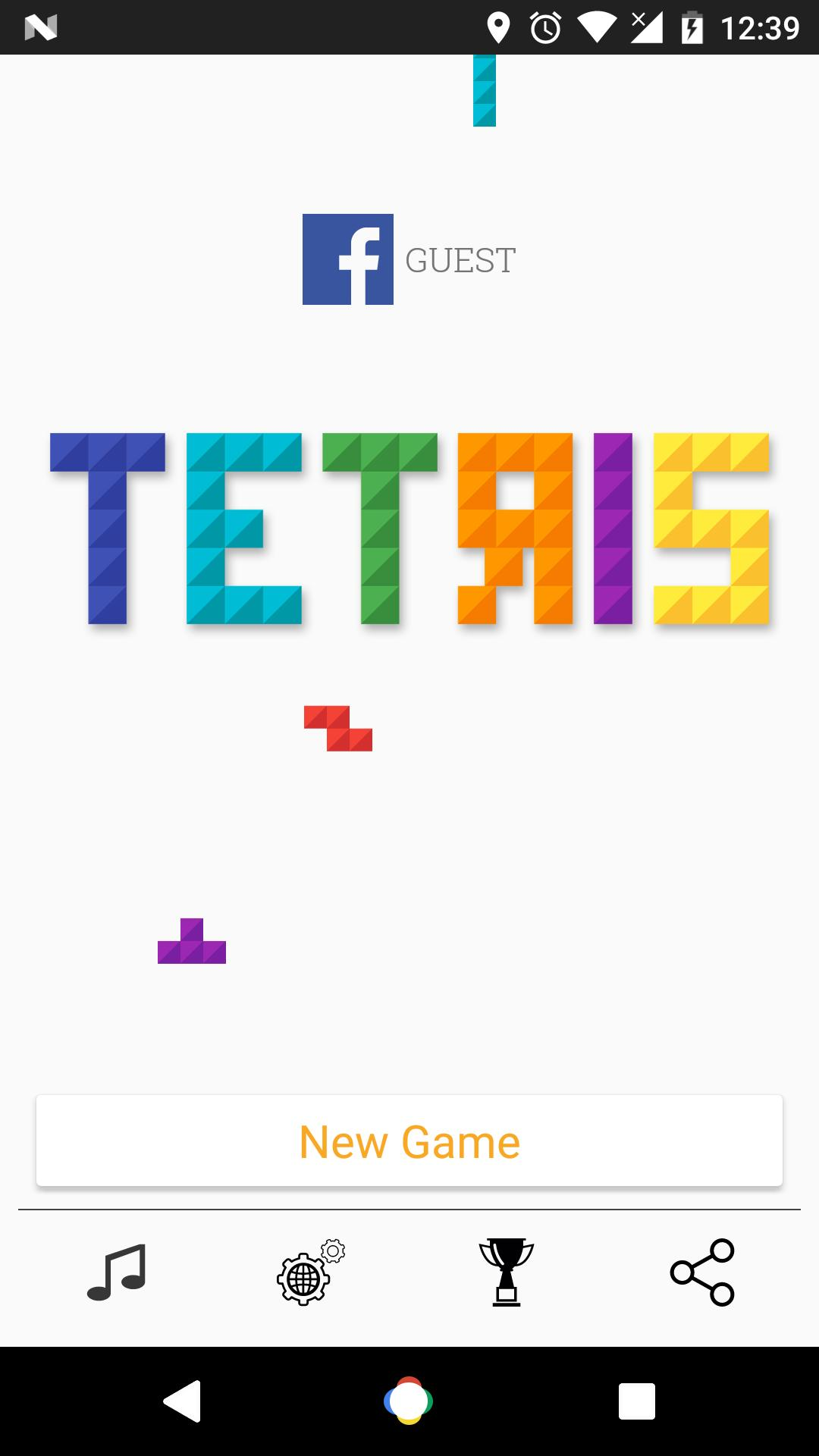 Brick Tetris Classic for Android - APK Download