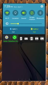 Screen Rotation Control screenshot 9
