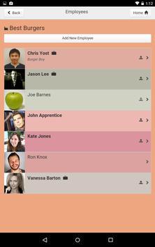 Rotaville - Rota & Employee Scheduling Software apk screenshot