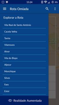 Rota Omíada no Algarve apk screenshot