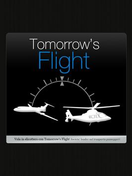 Tomorrow's Flight poster