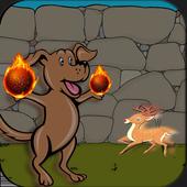 Rottweiler Hunter Deer icon