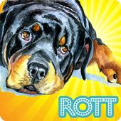 Rottweiler Wallpaper icon
