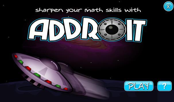 Addroit - Speed Math Workout screenshot 9