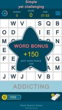 WordArena - Spot the Letters apk screenshot