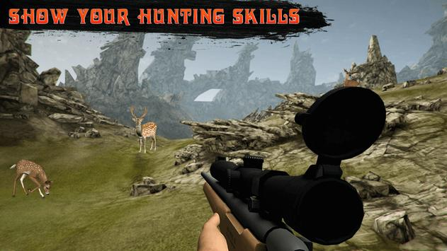 Deer hunting adventure 2016 apk screenshot