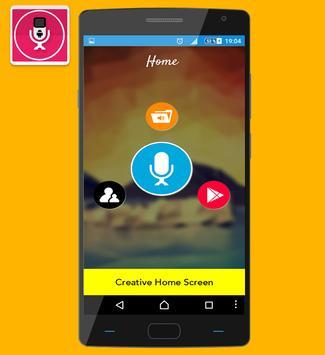 Voice Changer During Call apk screenshot