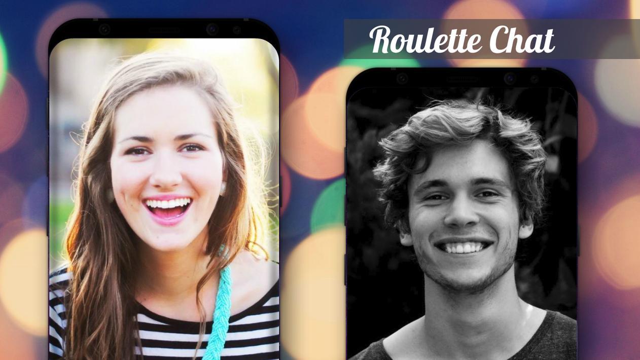 Roulette Chat- Random Stranger for Android - APK Download