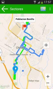 Recorridos Chillán screenshot 5