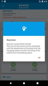 evway - Charging Stations for Electric Vehicles apk screenshot
