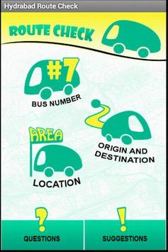 Bangalore Bus Route Check-BMTC poster