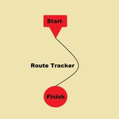Route Tracker icon