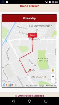 Route Tracker apk screenshot