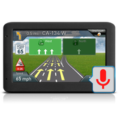 Voice GPS Navigation 2018 icon