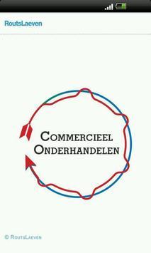 Commercieel Onderhandelen poster