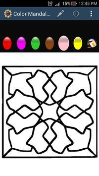 Color The Mandalas Part -1 poster