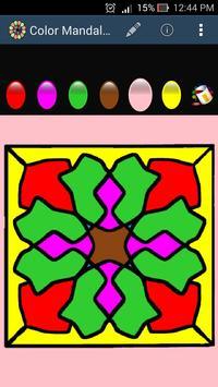 Color The Mandalas Part -1 screenshot 1