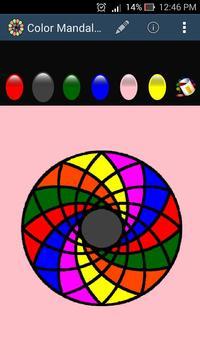 Color The Mandalas Part -1 screenshot 2