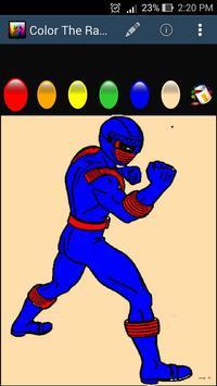 Color The Rangers screenshot 3