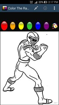 Color The Rangers poster